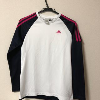 アディダス(adidas)のadidas 長袖Tシャツ(ウェア)