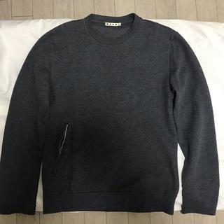 マルニ(Marni)のMARNI スウェット トレーナー ポケット付き 46(スウェット)