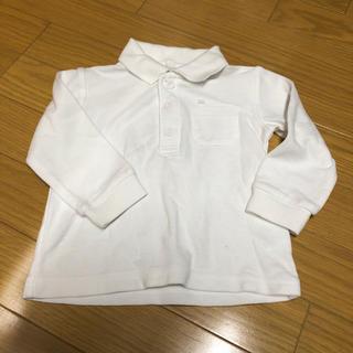 ニシマツヤ(西松屋)の子供用白シャツ(ドレス/フォーマル)