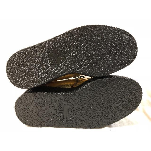 GEORGE COX(ジョージコックス)の新品 未使用品 アンダーグラウンド 厚底ソール レディースの靴/シューズ(ローファー/革靴)の商品写真