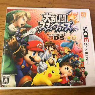 ニンテンドー3DS(ニンテンドー3DS)の大乱闘スマッシュブラザーズ 3DS(携帯用ゲームソフト)