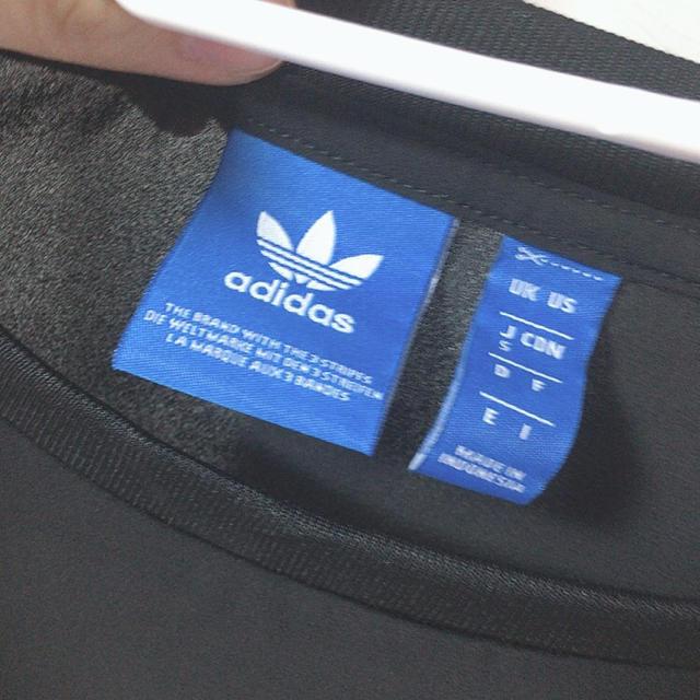 adidas(アディダス)のadidas originals シースルートップス レディースのトップス(Tシャツ(長袖/七分))の商品写真