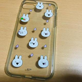 すこぶる動くうさぎ 韓国 iPhoneケース(iPhoneケース)