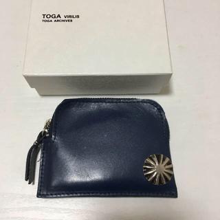 トーガ(TOGA)のTOGA VIRILIS レザーウォレット(コインケース/小銭入れ)