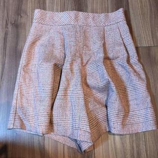 レストローズ(L'EST ROSE)の上野美紀様専用 新品 レストローズ  キュロット スカート(キュロット)