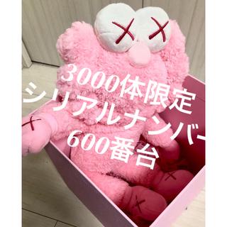 メディコムトイ(MEDICOM TOY)のKAWS BFF PLUSH PINK カウズ ピンク Dior(ぬいぐるみ)