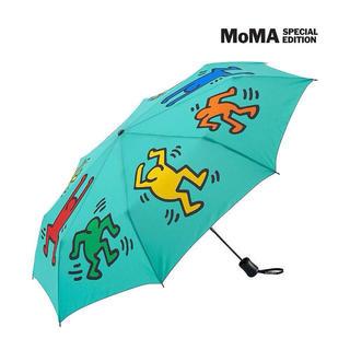 ユニクロ(UNIQLO)のキースヘリング 折り畳み傘(傘)