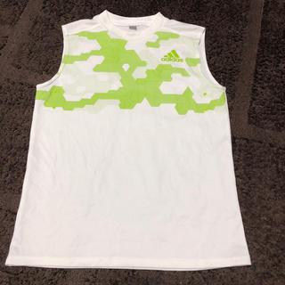 アディダス(adidas)のadidas タンクトップ 150(Tシャツ/カットソー)