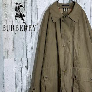 BURBERRY - 90s バーバリー ジャケット 裏地ノバチェック柄