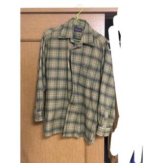 バーバリー(BURBERRY)の古着 チェックシャツ(シャツ)