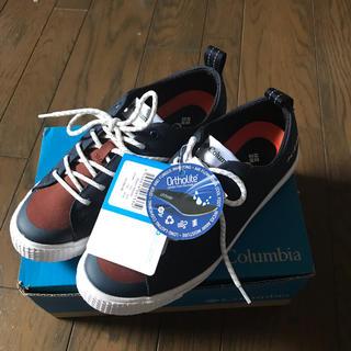 コロンビア(Columbia)の新品未使用☆Columbia コロンビア 防水加工 シューズ(レインブーツ/長靴)