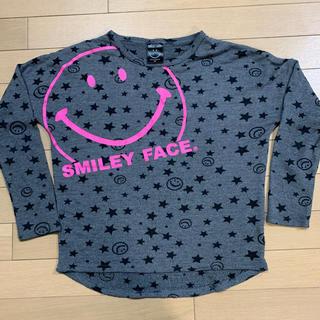 シマムラ(しまむら)の長袖Tシャツ カットソー ロンT 女児 160(Tシャツ/カットソー)