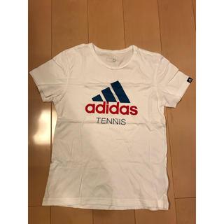 アディダス(adidas)のアディダスadidas テニスウェア ウェア Tシャツ BSB49 [メンズ](ウェア)
