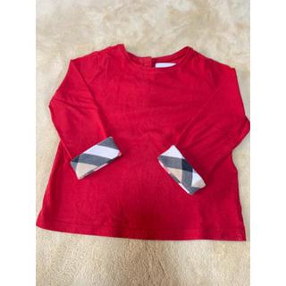 バーバリー(BURBERRY)のバーバリー☆ロンT(Tシャツ)