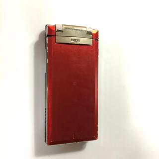 ヒタチ(日立)のガラケー au W63H ワンセグ(携帯電話本体)