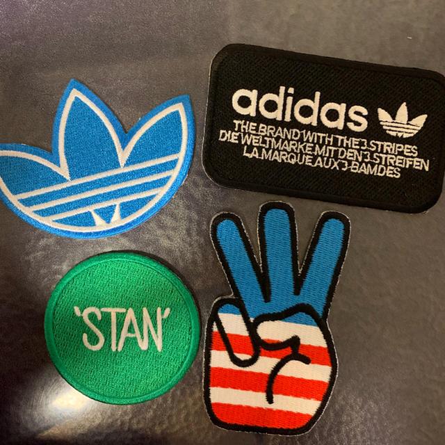 adidas(アディダス)のadidas ノベルティ ワッペン その他のその他(その他)の商品写真