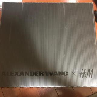 アレキサンダーワン(Alexander Wang)のアレキサンダーワン h&m ブーツ(ブーツ)