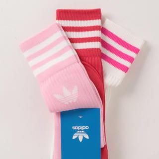 アディダス(adidas)のアディダス オリジナルス 靴下 3点セット(ソックス)