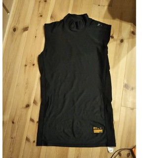 ゼット(ZETT)のZETT アンダーシャツ ノースリーブ(ウェア)