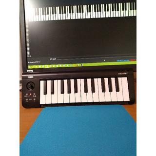 コルグ(KORG)のKORG micro key 25鍵 MIDIキーボード USB(MIDIコントローラー)