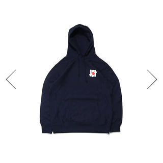 bc794ac8 UNDEFEATED - UNDEFEATED RISING SUN ICON PULLOVER HOODの通販|ラクマ