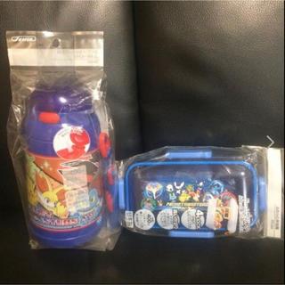 ポケモン(ポケモン)の新品★ポケモンのお弁当箱&水筒(弁当用品)