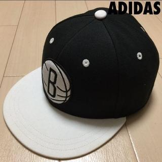 アディダス(adidas)の#1175 アディダス ADIDAS NBA NETS ネッツ キャップ CAP(キャップ)