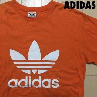 アディダス(adidas)の#1231 ADIDAS アディダス ビッグロゴ 両面 プリント Tシャツ(Tシャツ/カットソー(半袖/袖なし))