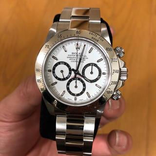 ロレックス(ROLEX)のロレックス デイトナ 16520 A9番 極美品(腕時計(アナログ))