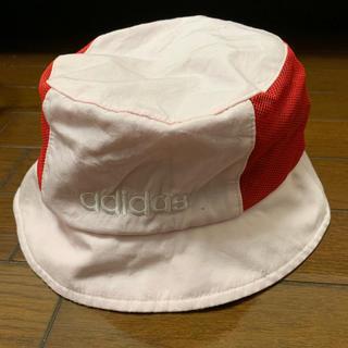 アディダス(adidas)のアディダス 帽子 ハット キッズ 52cm(帽子)