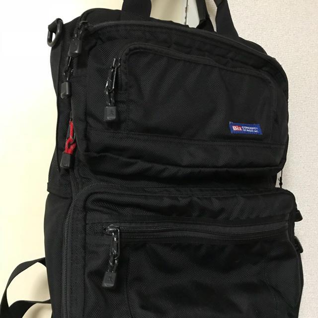 NOMADIC(ノーマディック)の(再値下げ)NORMADIC ビジネスリュック メンズのバッグ(バッグパック/リュック)の商品写真