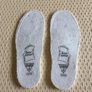 子供用の靴の中敷き 19センチ(その他)