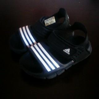 アディダス(adidas)のアディダス サンダル13㎝(サンダル)
