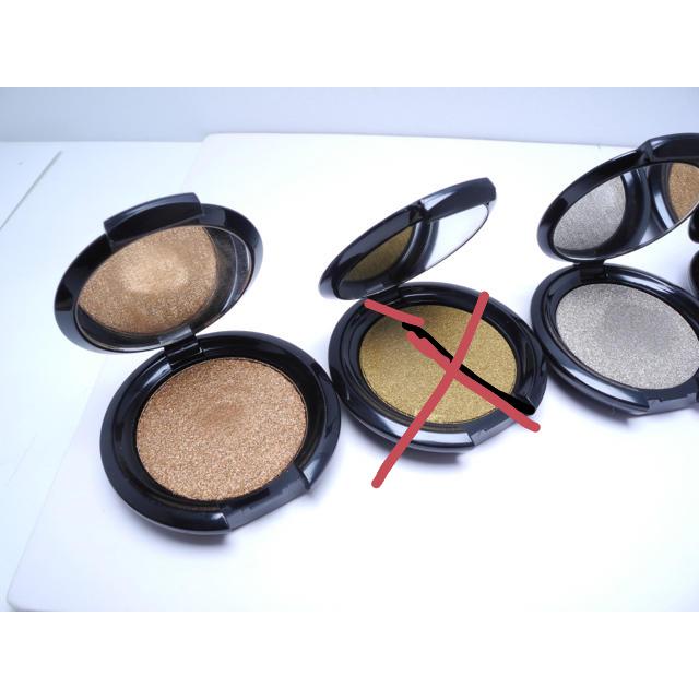 Sephora(セフォラ)の限定品 pat  mcgrath labs  アイシャドウ 4個セット コスメ/美容のベースメイク/化粧品(アイシャドウ)の商品写真