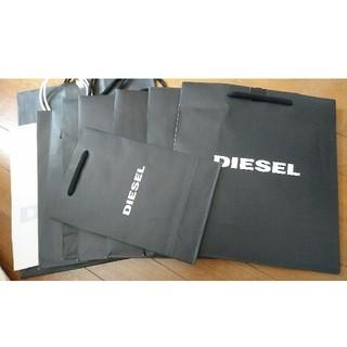ディーゼル(DIESEL)の紙袋18枚セット(ショップ袋)