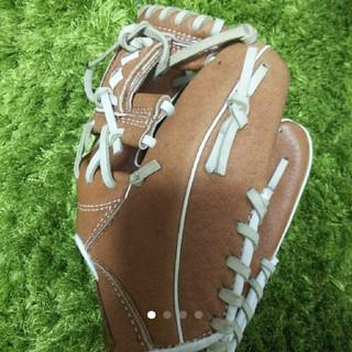 アディダス(adidas)の値下げ 送料込 少年野球軟式グローブ アディダス BID60(グローブ)