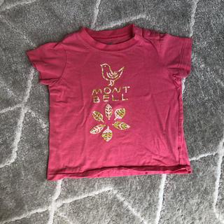 モンベル(mont bell)のmont-bell  Tシャツ  80(Tシャツ)