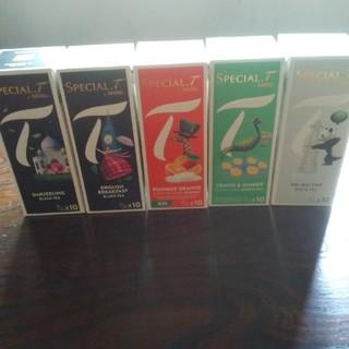 ネスレ(Nestle)のネスレ スペシャルt 5箱セットです(茶)