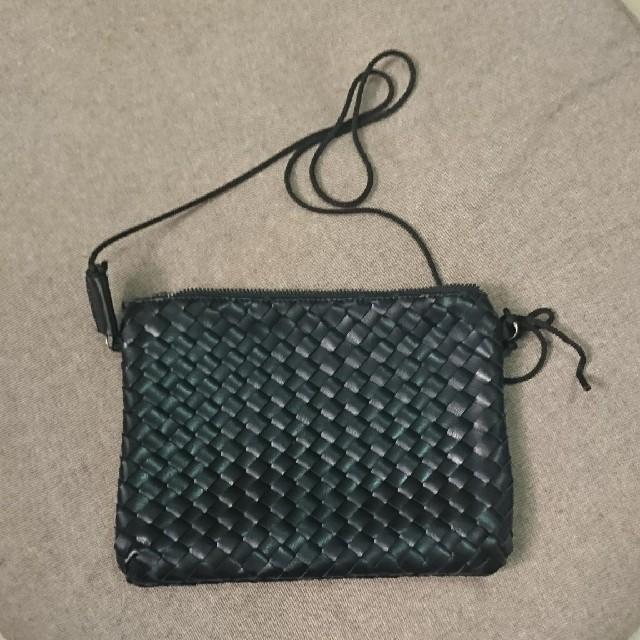 nano・universe(ナノユニバース)のナノ・ユニバース サコッシュ メンズのバッグ(セカンドバッグ/クラッチバッグ)の商品写真
