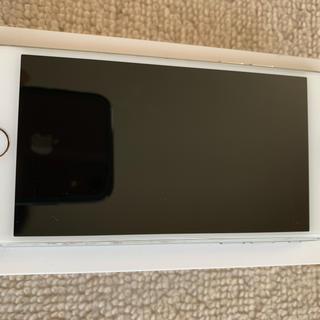 アイフォーン(iPhone)のiPhone7 128GB シルバー SIMフリー(携帯電話本体)