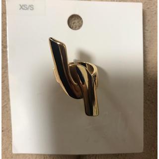エイチアンドエム(H&M)の【レア】安室奈美恵 コラボ H&M 指輪 リング(リング(指輪))