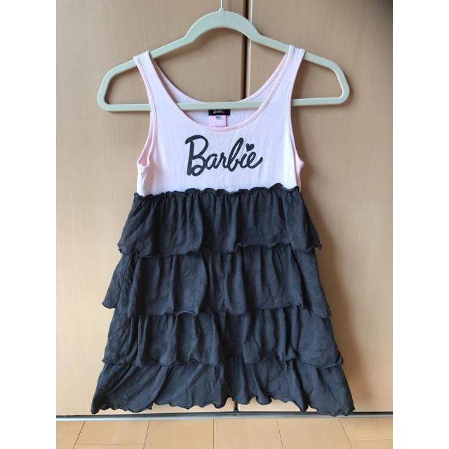 b0bdca9fee701 Barbie - Barbie 半袖 ワンピース サイズ140センチの通販 by はっち Cho ...