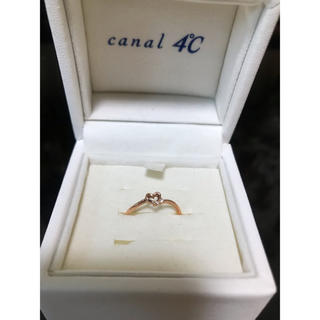 カナルヨンドシー(canal4℃)のピンキーリング(リング(指輪))
