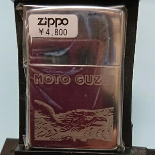 ジッポー(ZIPPO)のジッポー Moto Guzzi(タバコグッズ)