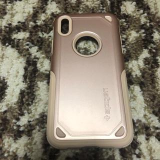 シュピゲン(Spigen)のSpigen iPhone X/xs case(iPhoneケース)