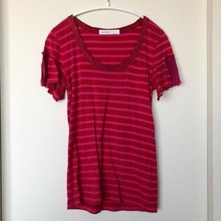 サカイラック(sacai luck)のsacai luck カットソー (Tシャツ(半袖/袖なし))