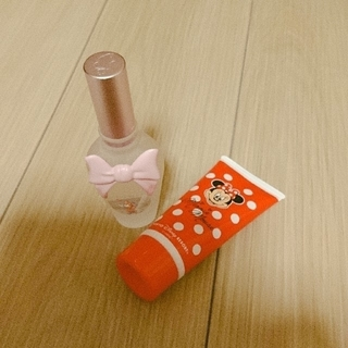 Minnie 香水 ハンドクリーム Disney