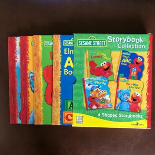 セサミストリート(SESAME STREET)のセサミストリート ストーリーブックコレクション 英語(絵本/児童書)