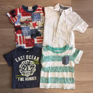 ドンキージョシー(Donkey Jossy)の90-95cm/Tシャツ 4枚セット(Tシャツ/カットソー)