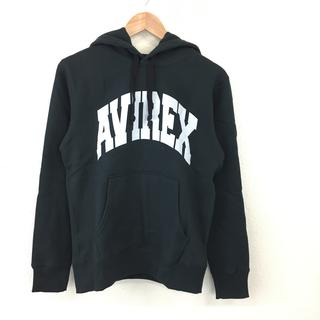アヴィレックス(AVIREX)の新品 未使用 アヴィレックス AVIREX パーカ ブラック(パーカー)